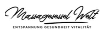 Massagesessel Welt Logo