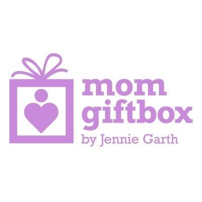 Mom Gift Box Logo