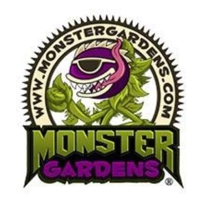 Monster Gardens Logo