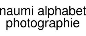 Naumi Alphabet Photographie Logo