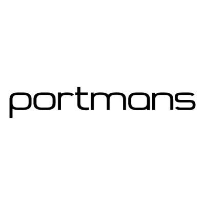 Portmans AU Logo