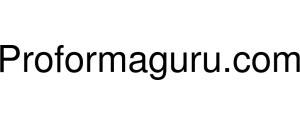 Proformaguru Logo