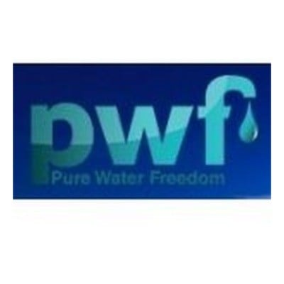 Pure Water Freedom Logo