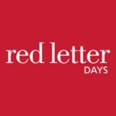 Red Letter Days - UK Logo