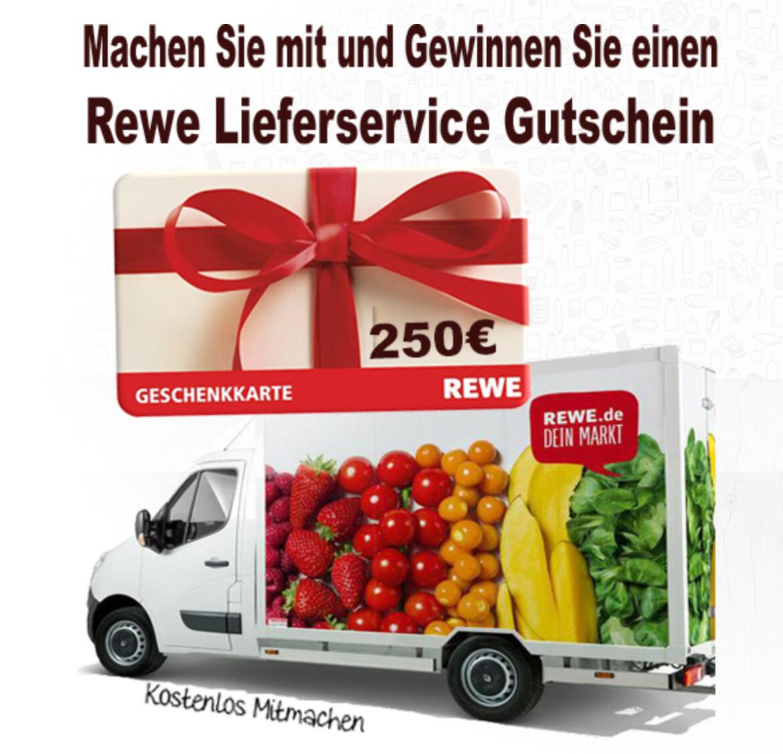 REWE Gutschein Logo