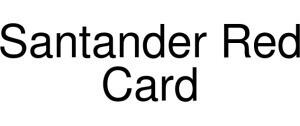 Santander Red Card Logo