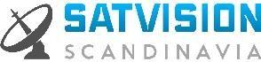 Satvision Scandinavia Logo