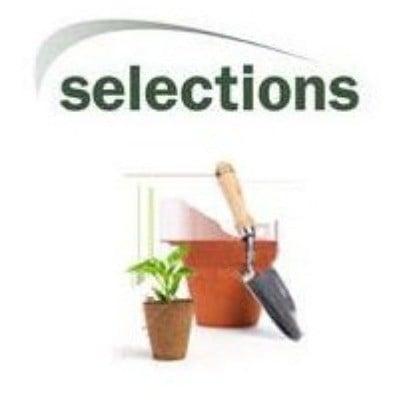 Selections Logo