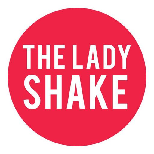 Shop The Lady Shake Au Logo