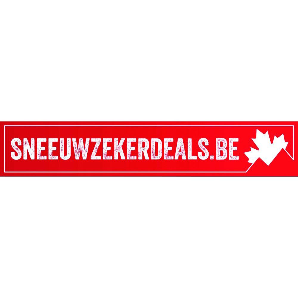 Sneeuwzekerdeals.be Logo