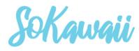 SoKawaii Logo