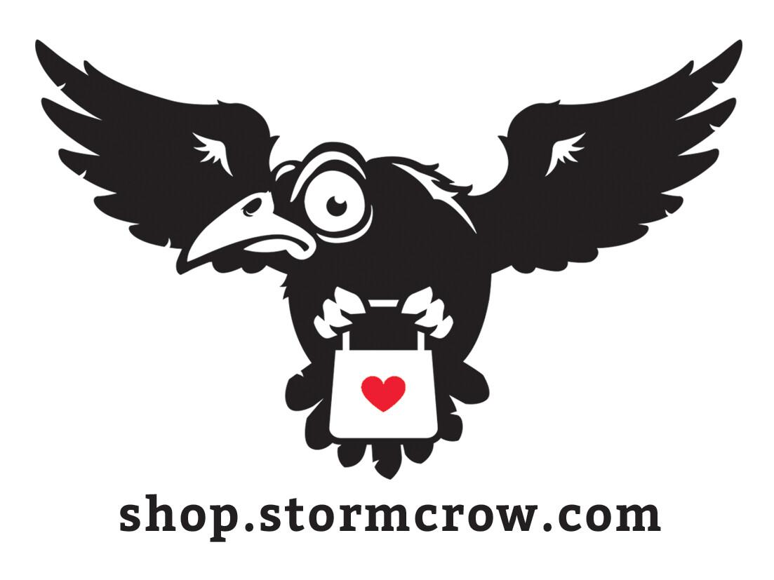 Storm Crow Alliance Logo