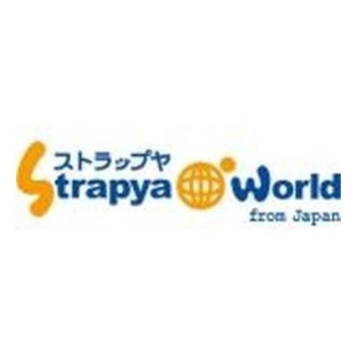 Strapya Korea Logo