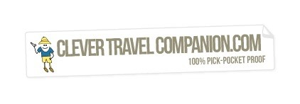 The Clever Travel Companion Logo