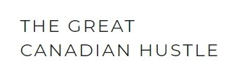 The Great Canadian Hustle Logo