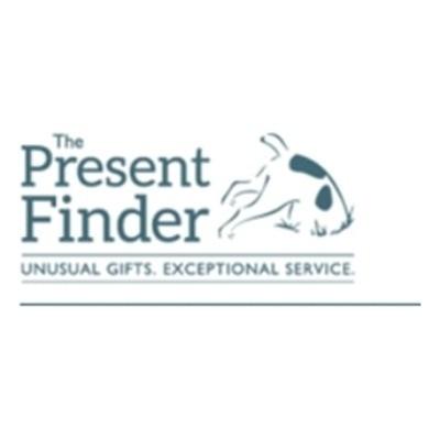 The Present Finder UK Logo