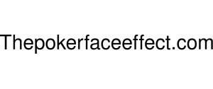 Thepokerfaceeffect Logo