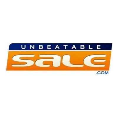 Unbeatable Sale