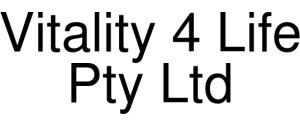 Vitality 4 Life Pty Logo