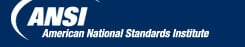 Webstore ANSI Logo