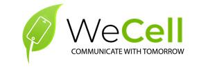 WeCell NL Logo