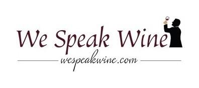 WeSpeakWine Logo