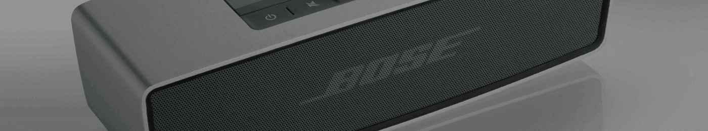 Bose SoundLink Black Friday Deals