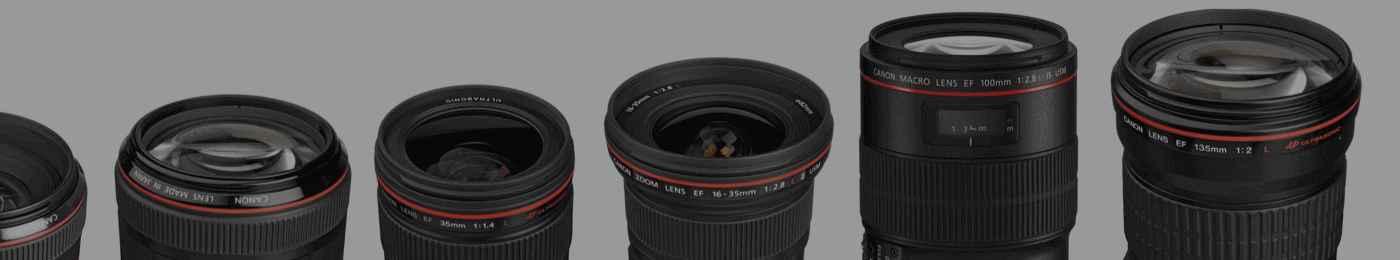 Best Canon Lens Deals