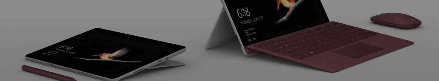 Best Microsoft Surface Go Deals